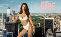 Emily Ratajkowski sexy new bikini photo shoot for Drink Babe showing her sexy ass and nice cleavage.