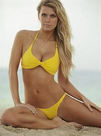 Chrissy Blair in a bikini