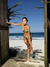 Luiza Freyesleben in a bikini