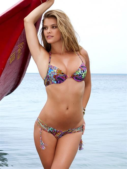 Nina Agdal for 2015 Luli Fama Swimwear