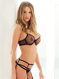 Danica Thrall in lingerie - breasts