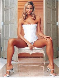 Stacy Keibler in lingerie