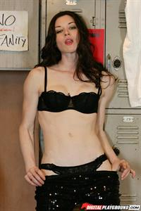 Stoya in lingerie