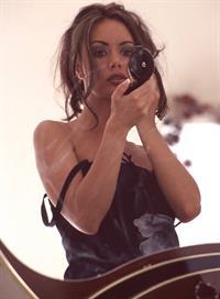 Crissy Moran in lingerie