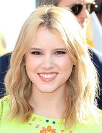 Taylor Spreitler Disney's  Planes  Premiere (August 5, 2013)