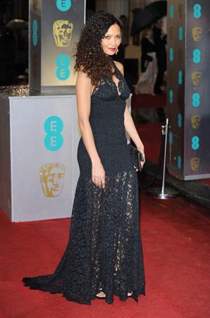 Thandie Newton British Academy Film Awards, London, Feb 10, 2013