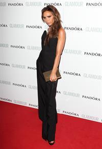 Victoria Beckham Glamour Awards at Berkeley Square Gardens (June 4)