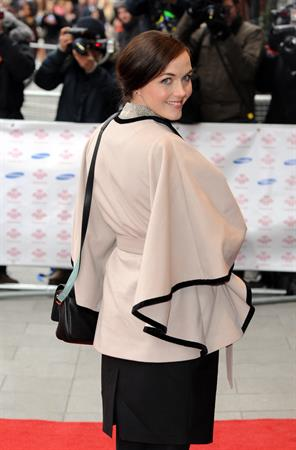 Victoria Pendleton Prince's Trust Awards, March 26, 2013