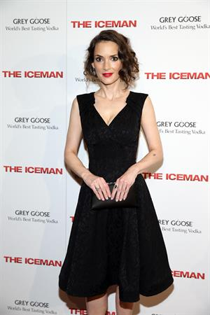 Winona Ryder  The Iceman  Screening at Chelsea Clearview Cinema in New York City - April 29, 2013