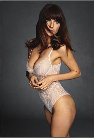 Lake Bell Esquire UK August 2014