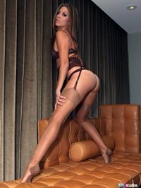 Jenna Haze in lingerie - ass