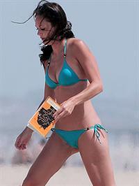 Desiree Hartsock in a bikini