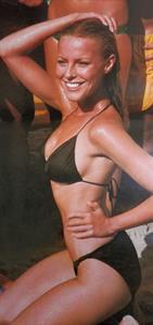 Cheryl Ladd in a bikini