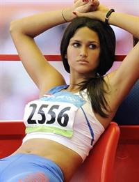 Olympic Javelin Thrower from Paraguay