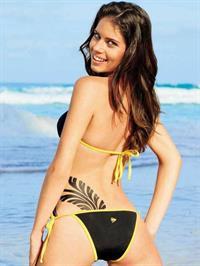Simone De Kock in a bikini - ass