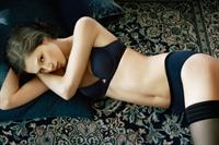 Anais Pouliot in lingerie