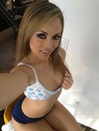 Kristina Rose in lingerie