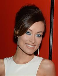 Olivia Wilde attends Marie Claire Honors Olivia Wilde And Her April Cover At NYC's The General - April 8, 2013