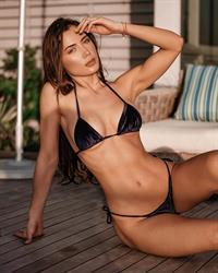 Various Sexy Black Bikinis