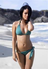 Rihanna in a bikini