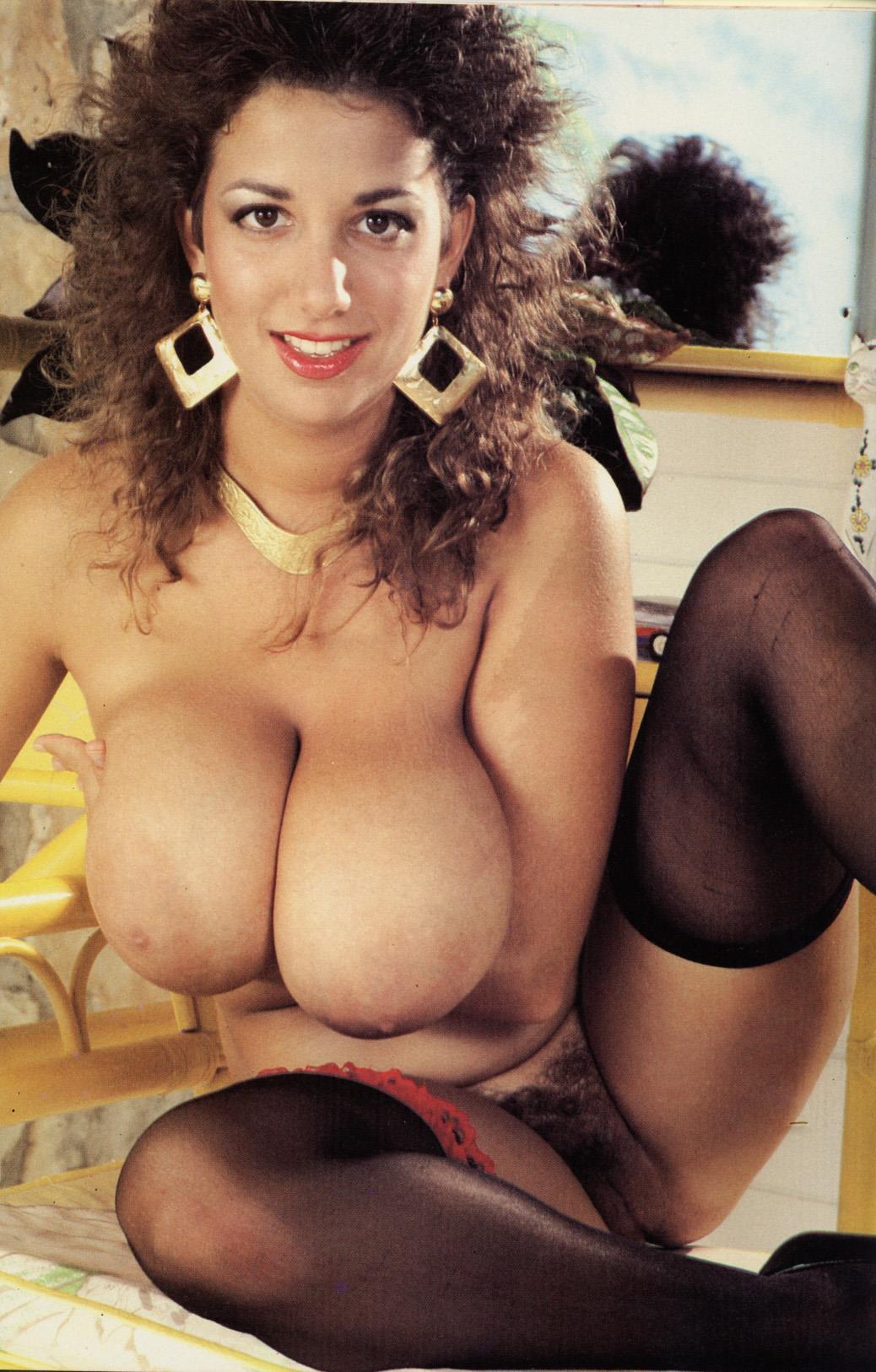 Claudia marie interracial