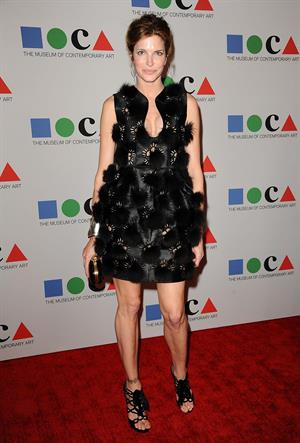 Stephanie Seymour 2013 MOCA Gala - MOCA Los Angeles Presents 'Yesssss!' in Los Angeles, Apr. 20, 2013