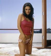Rachel Bilson in lingerie