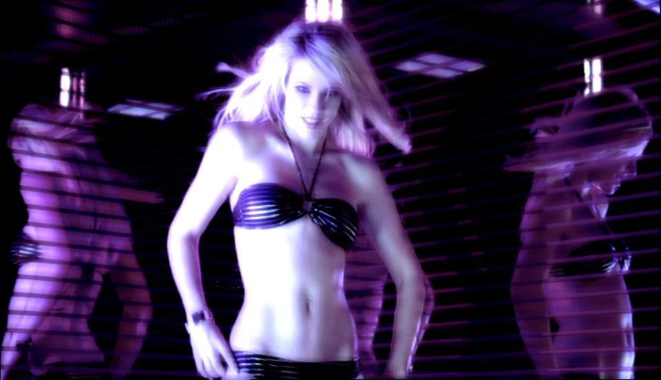 Lorie in a bikini