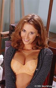 Melody Kord in lingerie