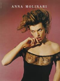 Milla Jovovich - breasts