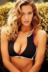 Hannah Ferguson in a bikini