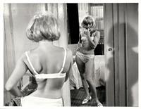 Mireille Darc in lingerie