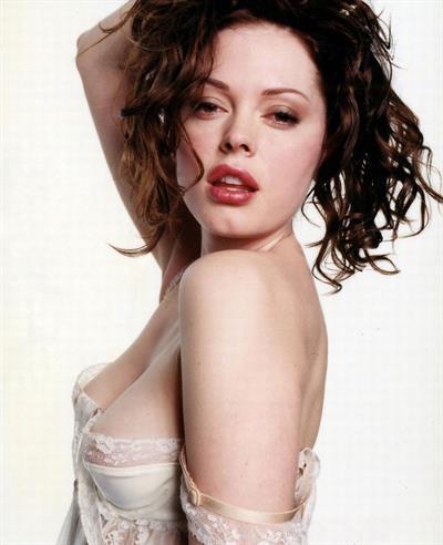 Rose McGowan - breasts
