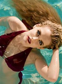 Riley Keough in a bikini