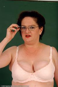 Teresa in lingerie