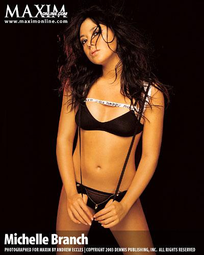 Michelle Branch in a bikini