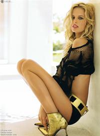 Karolina Kurkova in lingerie
