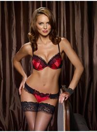 Kara Tointon in lingerie