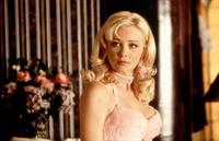 Pamela Gidley in lingerie