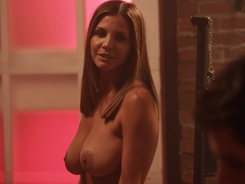 Hairy pussy porn pic of charisma carpenter