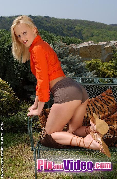 Monica Sweet - ass